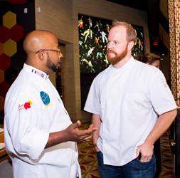 Jaleo 2013 Chef Stephane