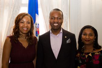 amb altidor haitian women Day