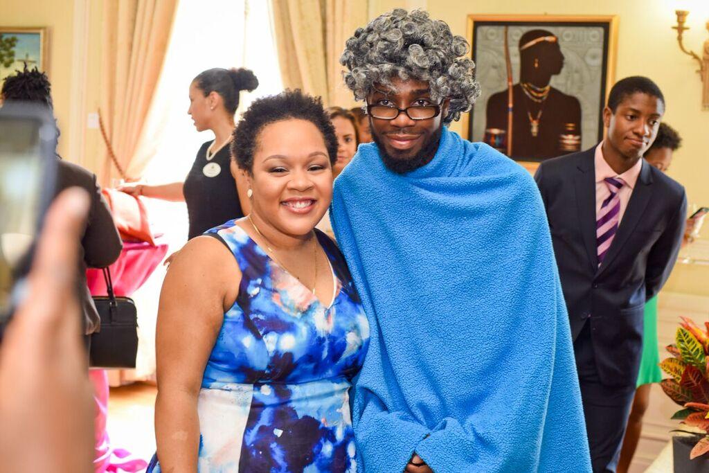 Ambassador Paul Altidor Hosts 12th Annual Haitian Ladies